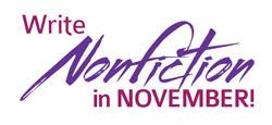 Write Nonfiction in November