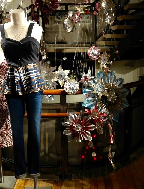 All Things Paper Anthropologie Flagship Store 2015