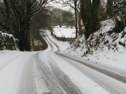 galava:  road at High Cross - The English Lake District Photo by Tony Richards