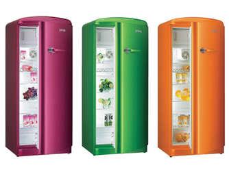 Retro Kühlschrank Real : Kühlschrank gorenje hts marjorie anderson