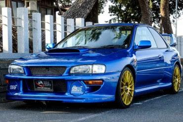 Subaru Wrx Sti For Sale >> Supercars Blog Subaru Jdm