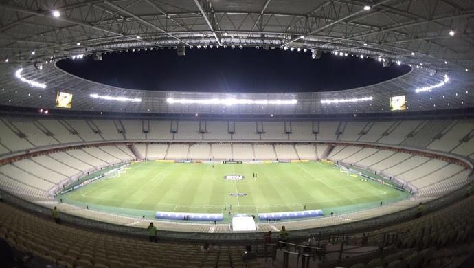 Arena Castelão - Ceará x Vasco (Foto: Sofia Miranda)