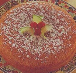 torta soffice al cocco,torta al cocco,torta,cocco,limone,ricette torte,