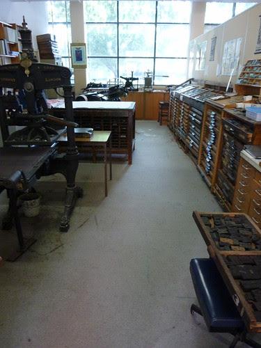 Ancora Press room