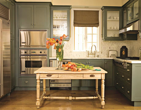 Country Kitchen Ideas for Small Kitchens