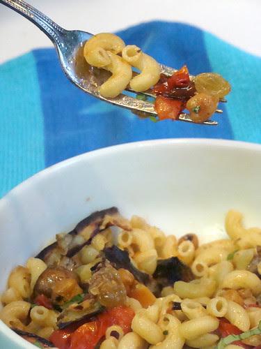 quick sicilian pasta