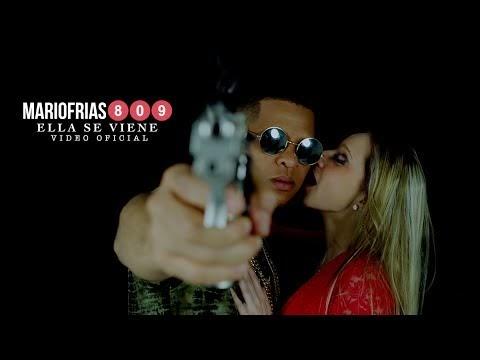 Ella Se Viene - Mario Frias 809 (Video Oficial)