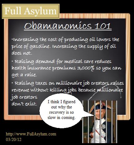 Obamanomics 101