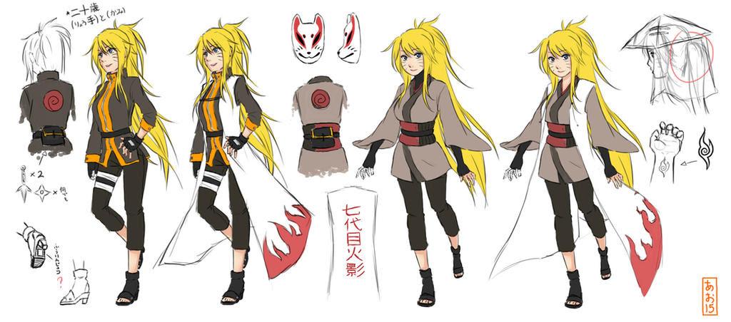 Female Naruto Uzumaki Fanfiction - Wallpaper Boruto