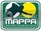 Makati Pool Players Association Graphic