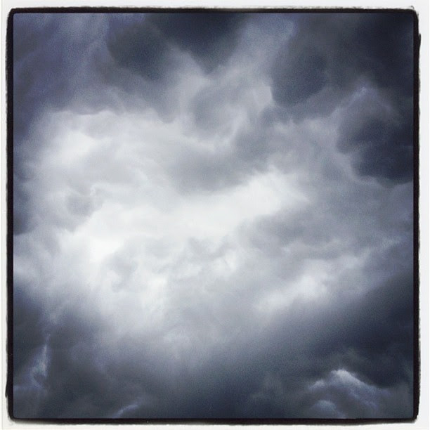 #stormclouds #dark #rain #sky #clouds