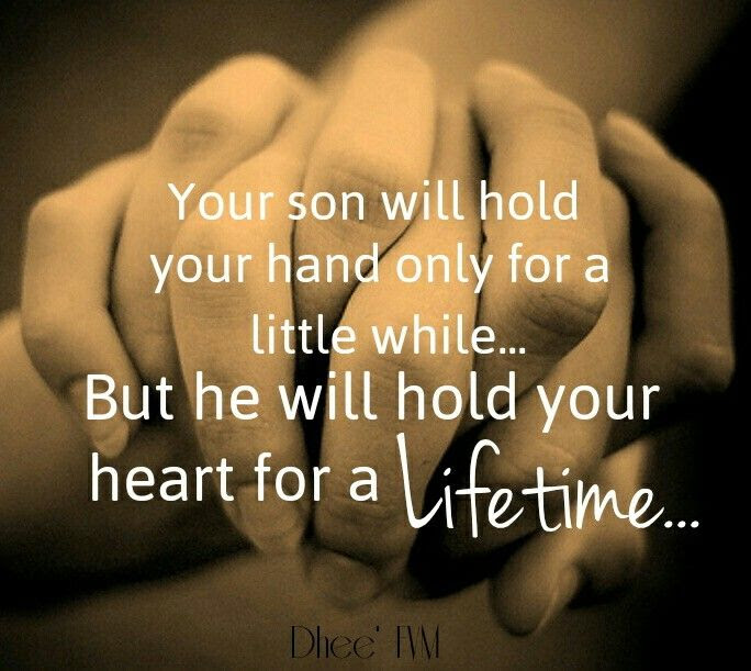 Quotes About Son And Mom 53 Quotes