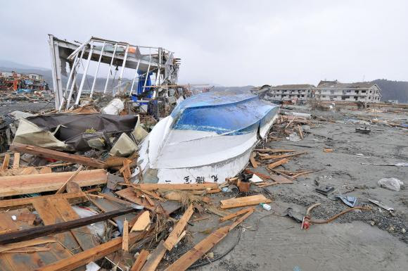 Massive earthquake and tsunami in Japan