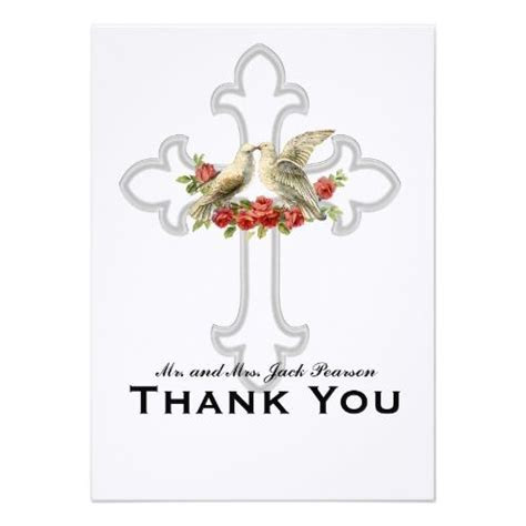 25  best ideas about Personalized thank you cards on
