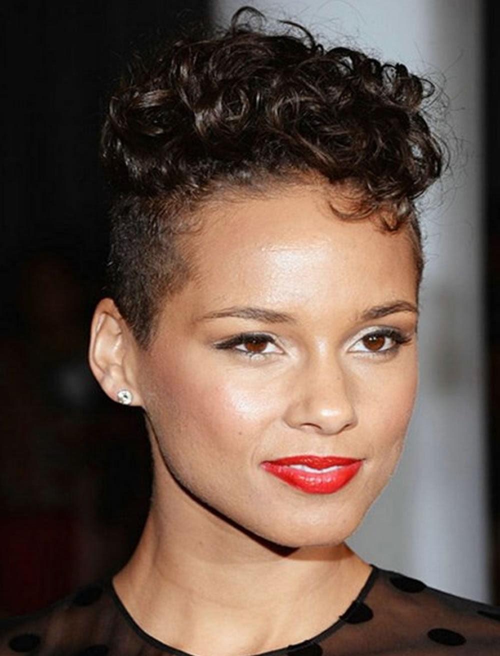 African American Short Hairstyles - Best 23 Haircuts Black ...