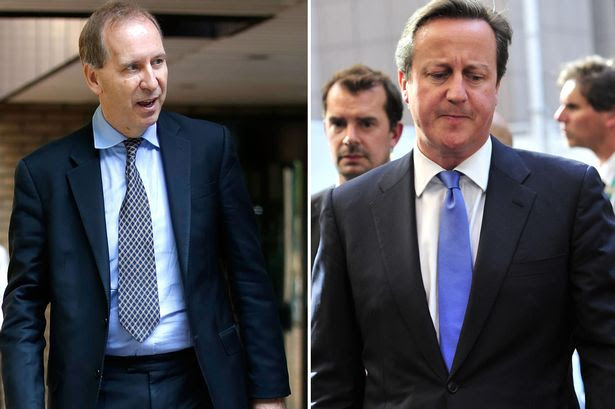 Image result for patrick rock with david cameron
