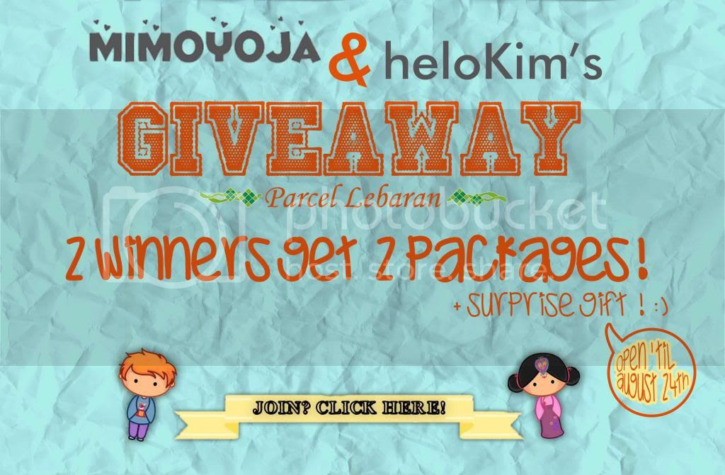 Hello Kim and Mimoyoja Giveaway