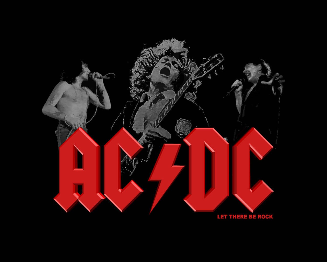 Acdc Logo Wallpaper New Wallpapers