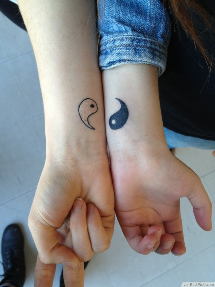 30 Cool Yin Yang Tattoos Perfect Designs Ideas Bestpickr