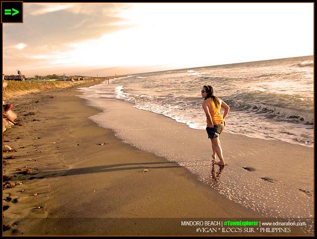 Mindor Beach, Vigan.