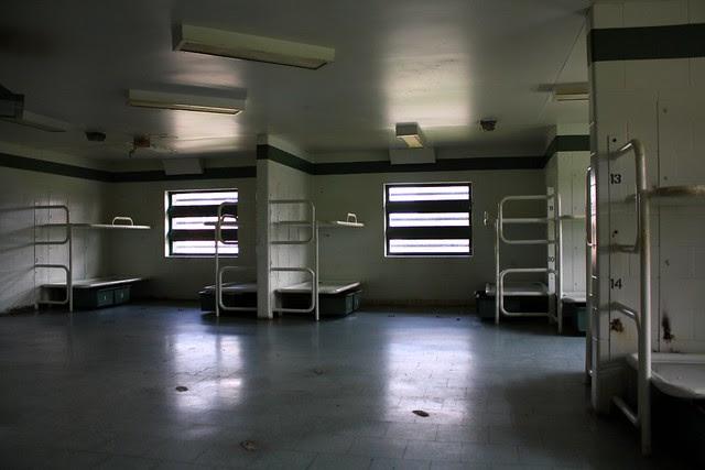minimum security building