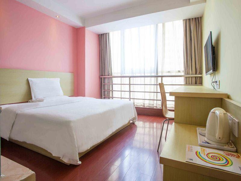 7 Days Inn Jiangmen Pengjiang Bridge North Branch Reviews