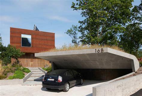 car garage concepts      parking spaces