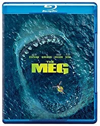 Very Brief Reviews of The Meg (2018) and The Nun (2018)