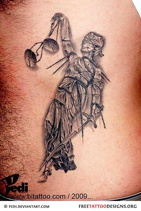 Libra Tattoo Unique Libra Symbol Tattoos