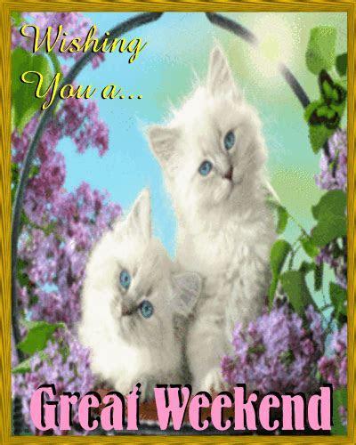 Wishing A Great Weekend Card Free Enjoy the Weekend eCards