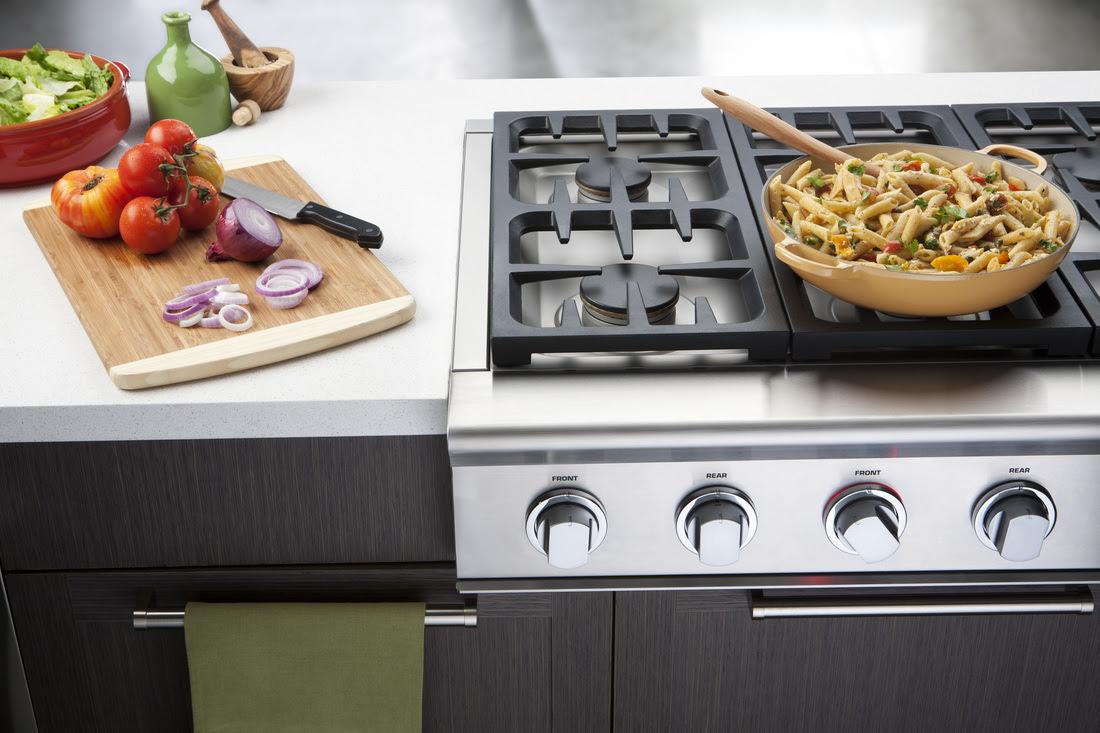 DCS Appliances - Savannah Kitchen