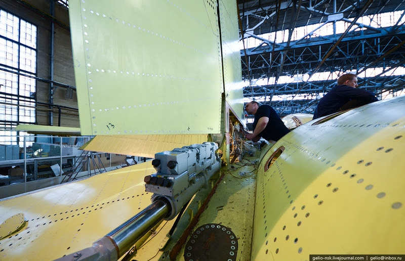 chkalovsu001 32 sản xuất của Su 34 Trong Novosibirsk