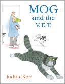 Mog and the V.E.T. by Judith Kerr: Book Cover