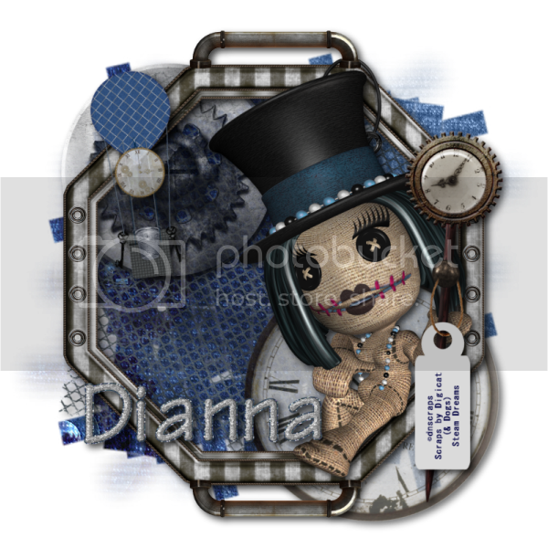 Steam Dreams - Dianna