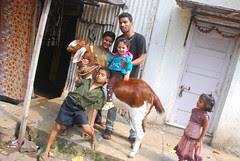 Marziya Shakir and Sweet Memories of Jimba The Friendly Goat by firoze shakir photographerno1