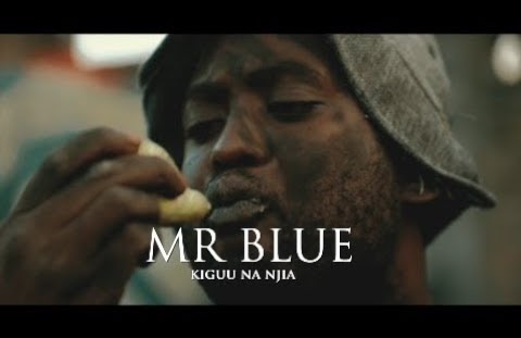 Download or Watch(Official Video) Mr blue - Kiguu na njia