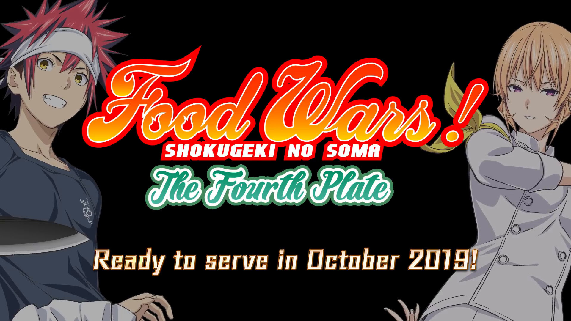 Food Wars! The Fourth Plate (OmU): Wo ihr Staffel 4 im Stream sehen könnt + Episodenguide