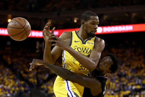dec956c1584 Kevin Durant says Clippers are running a  gimmick defense  vs. Warriors