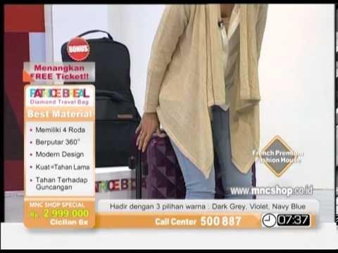 3 Alasan Harus Membeli Tas Koper Murah dari MNC Shop