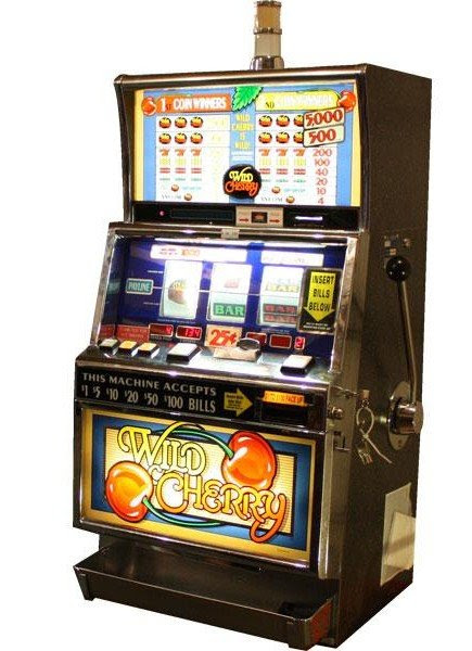 Slot machines to purchase