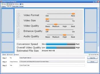 Videora - Free iPhone Video Converter