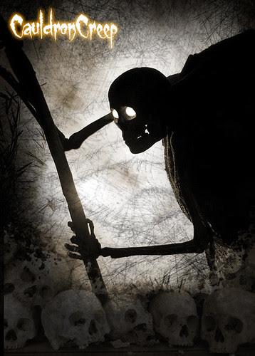 Cauldron Creep Sepia