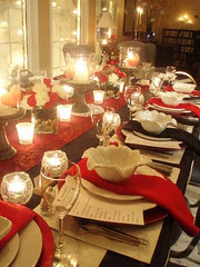 Valentine Dinner For Twelve