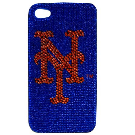 BUY New York Mets Iphone Case - Glitz 4g Faceplate LIMITED