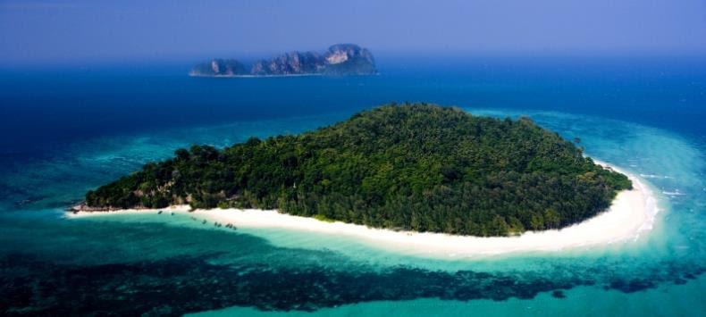 bamboo island aereo