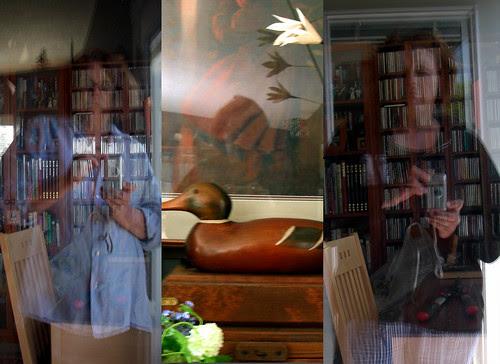 Self-Portrait Challenge - Triptych