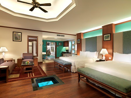 Grand Pool Villa - Lower Unit