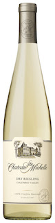 Chateau Ste. Michelle 2013 Dry Riesling, Columbia Valley