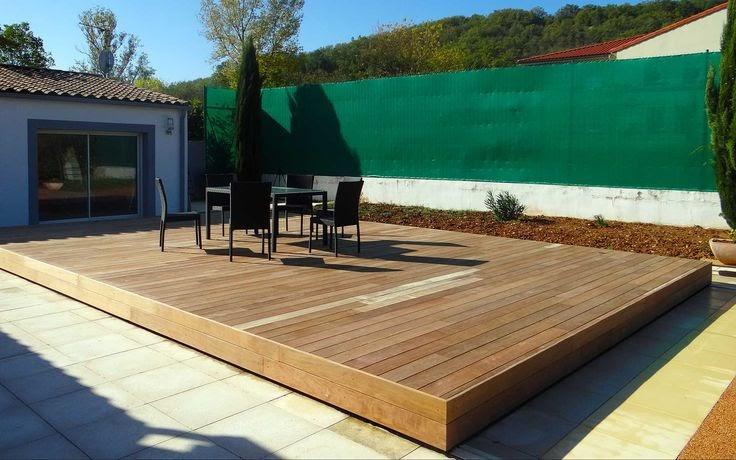 brise vue bois abri piscine terrasse mobile terrasse. Black Bedroom Furniture Sets. Home Design Ideas