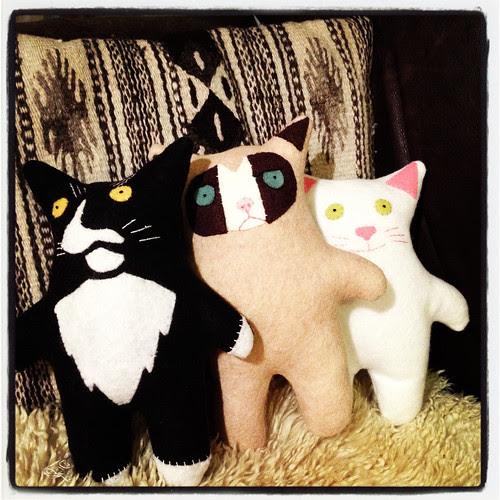 3 kitties! by megan_n_smith_99